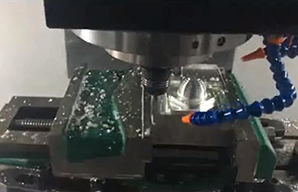 辛辛那提CFV立加-航空铝精铣加工视频